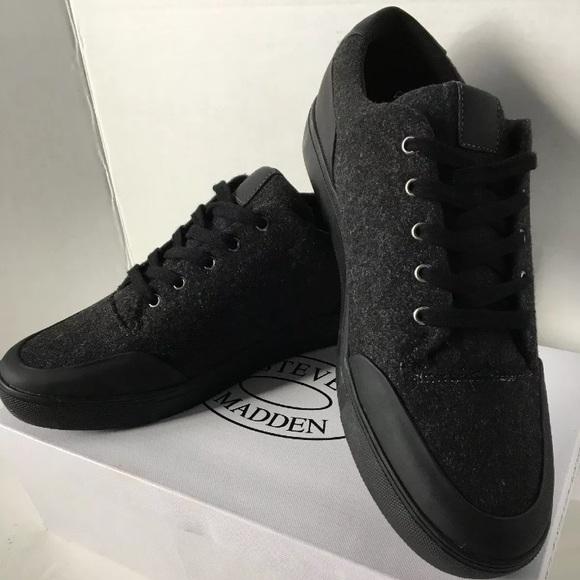 Steve Madden Mens Barrage Sneaker